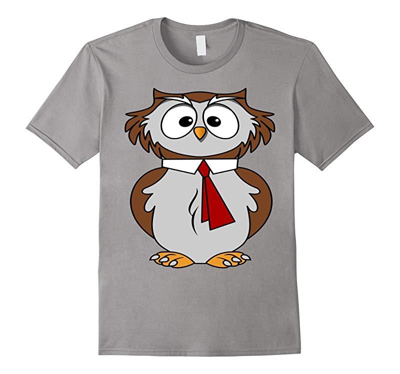 Buffdon Design Oliver Owl T-Shirt-RT