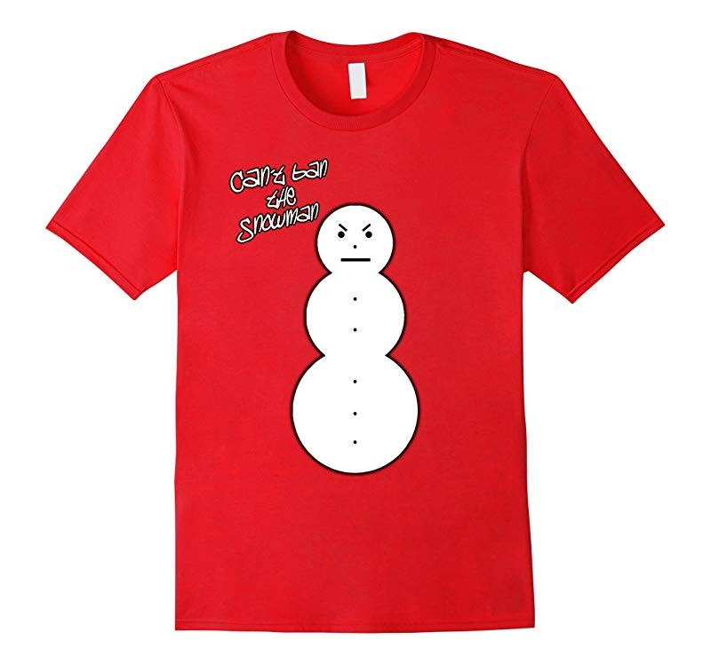 Young Jeezy Cant Ban The Snowman Shirt-RT