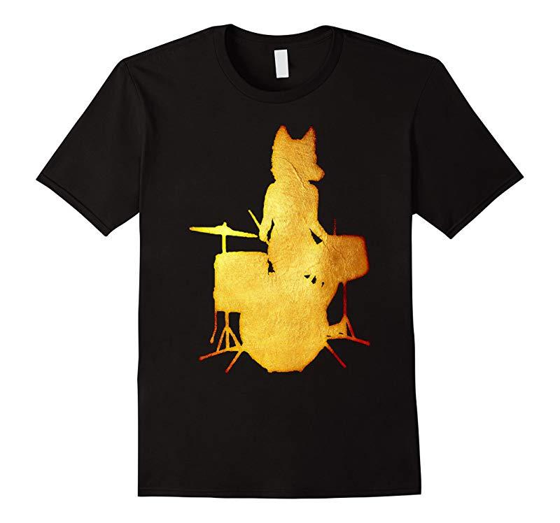 Halloween Drummer Gift Drumming Shirt Boys Girls Men Women-RT