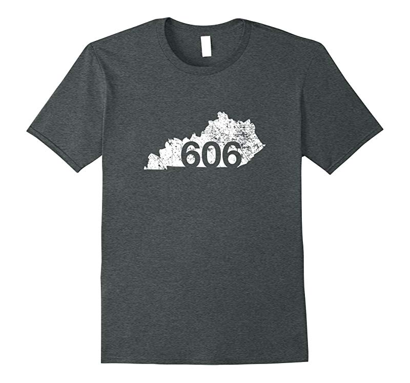 Morehead Pikeville Middlesborough Area Code 606 Shirt KY-PL