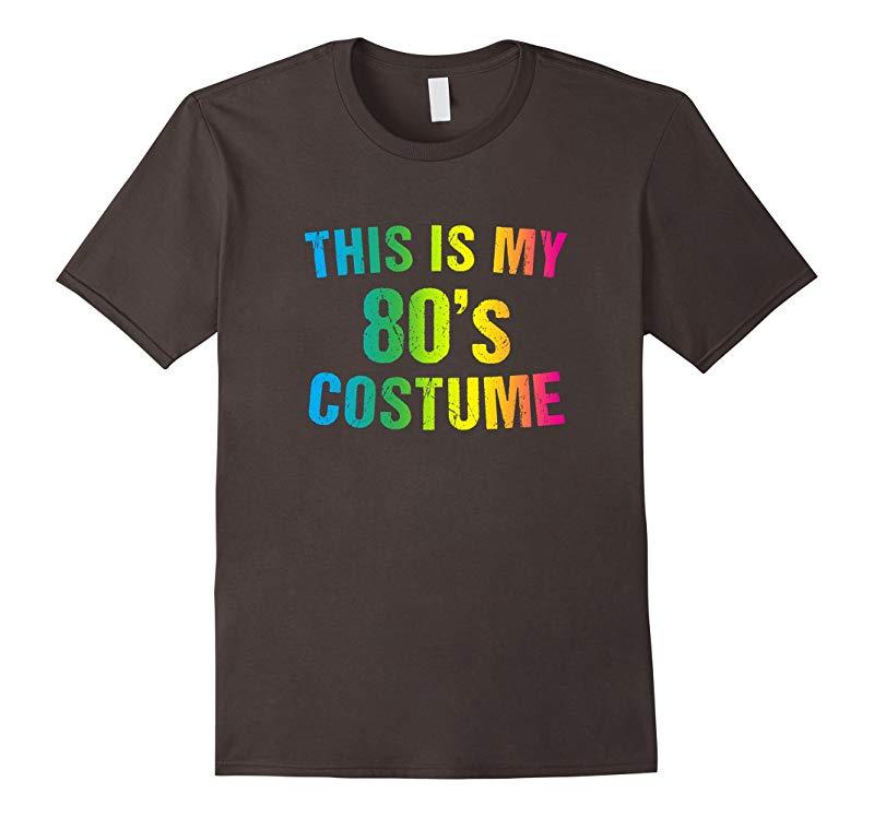 80s Costume Halloween Shirt Retro 1980s for Men Women Girls-TJ