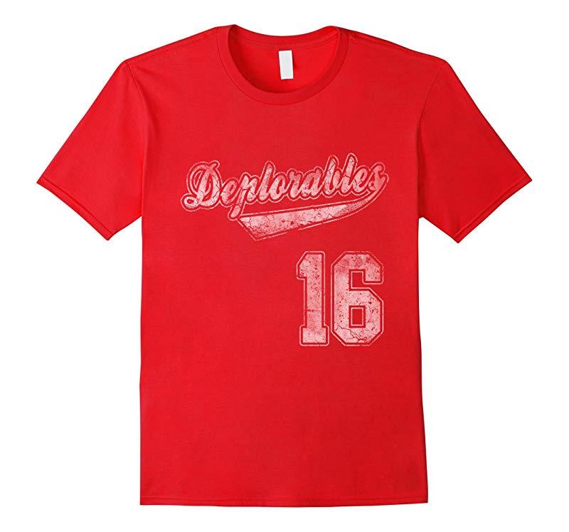 Basket of Deplorables 2016 Election Shirt-RT