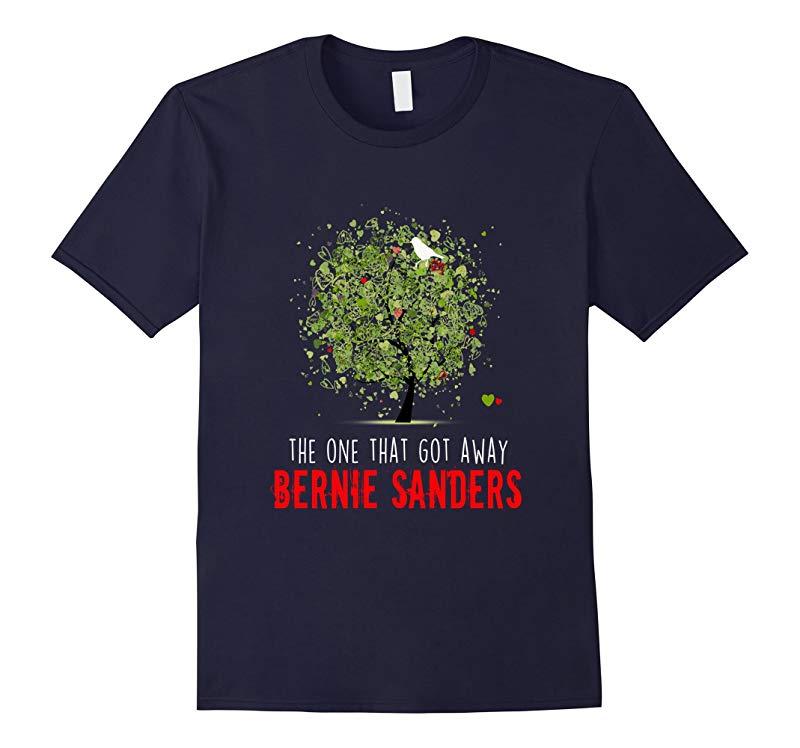 The one that got away Bernie Sanders 2016 vintage t-shirt-RT