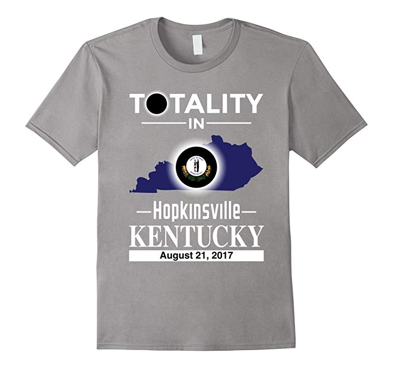 Hopkinsville Kentucky Total Solar Eclipse August 21 T-Shirt-BN