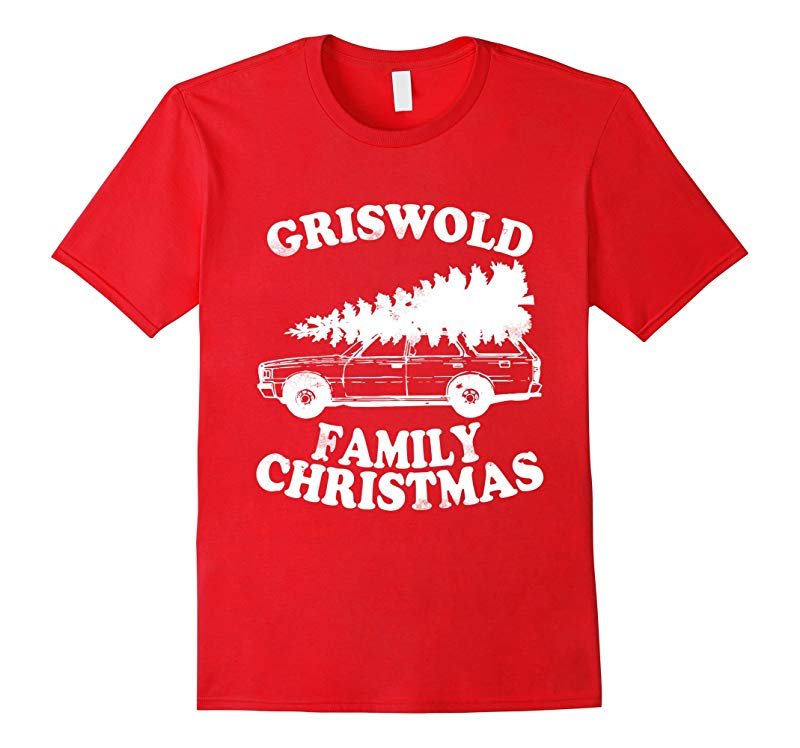 Griswold Family Christmas Tree T-Shirts-RT