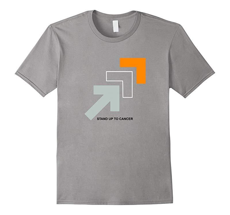SU2C Stand Up 2 Cancer Triple Arrow Shirt-RT