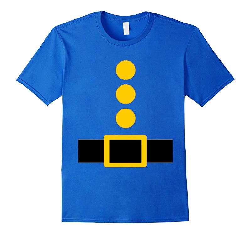 Dwarf Costume T-Shirt Funny Halloween Gift-ANZ