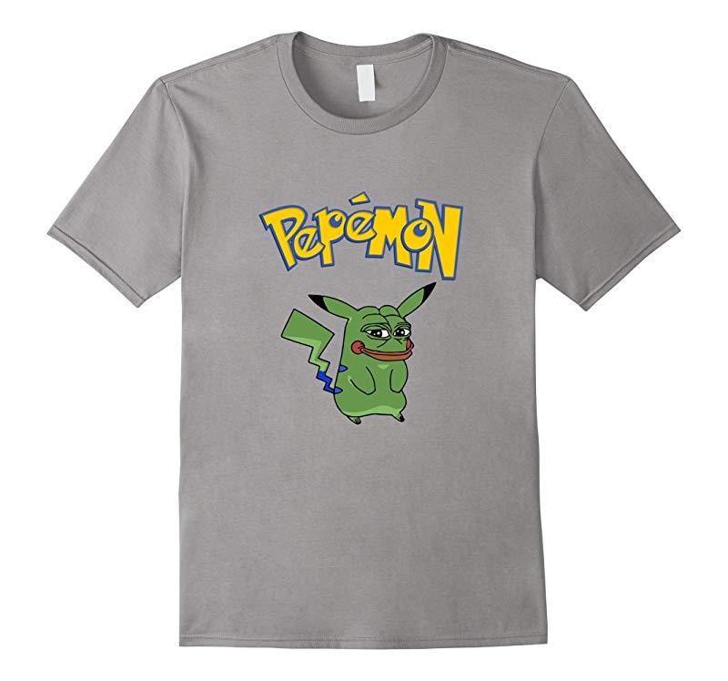 Pepemon Pepechu Ultra Rare Dank Meme Pepe Shirt-RT