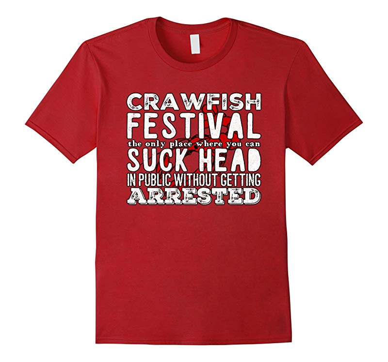 Funny Crawfish boil festival T-shirt-RT