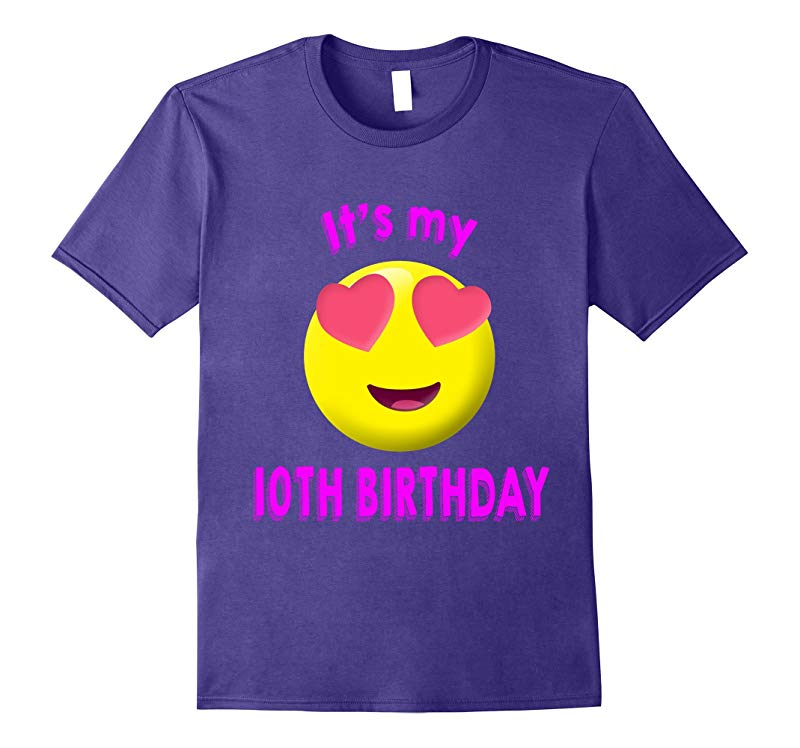 10th birthday emoji It's my 10th birthday-RT