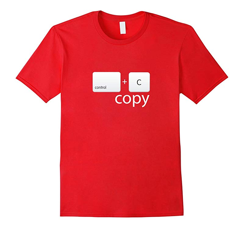 Copy tee shirt - From Copy  Paste Collection-RT