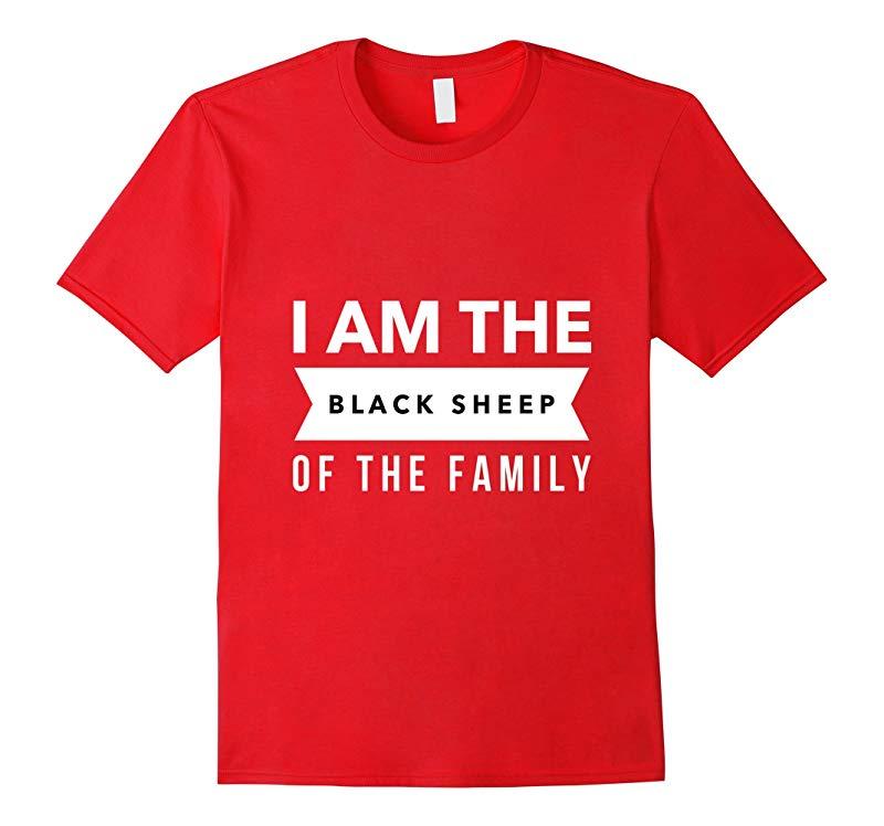 Black Sheep of the Family T Shirt-RT
