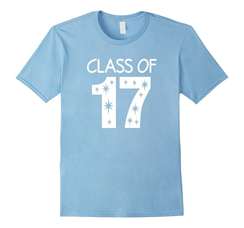 Class Of 2017 Senior Pride Back To School T-shirt Gift-RT