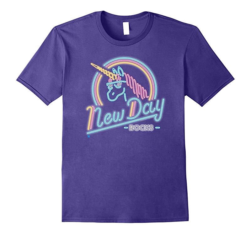 WWE New Day Neon Unicorn-RT