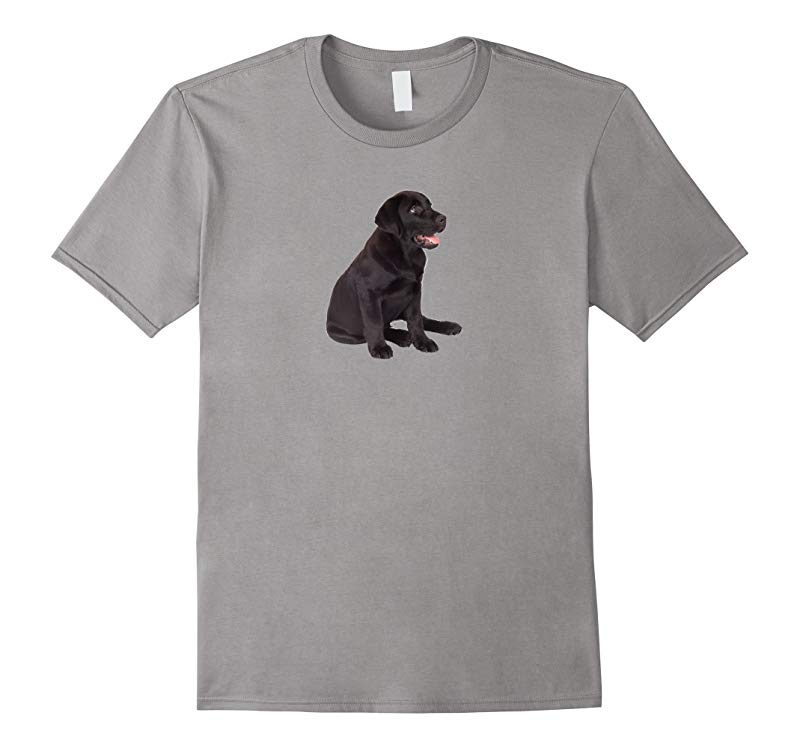 Chocolate Lab Labrador Retriever Puppy Dog Owner T-Shirt-RT