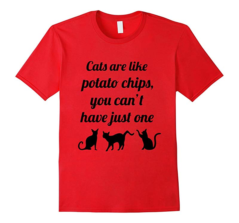 Cats are like potato chips you cant have just one-RT