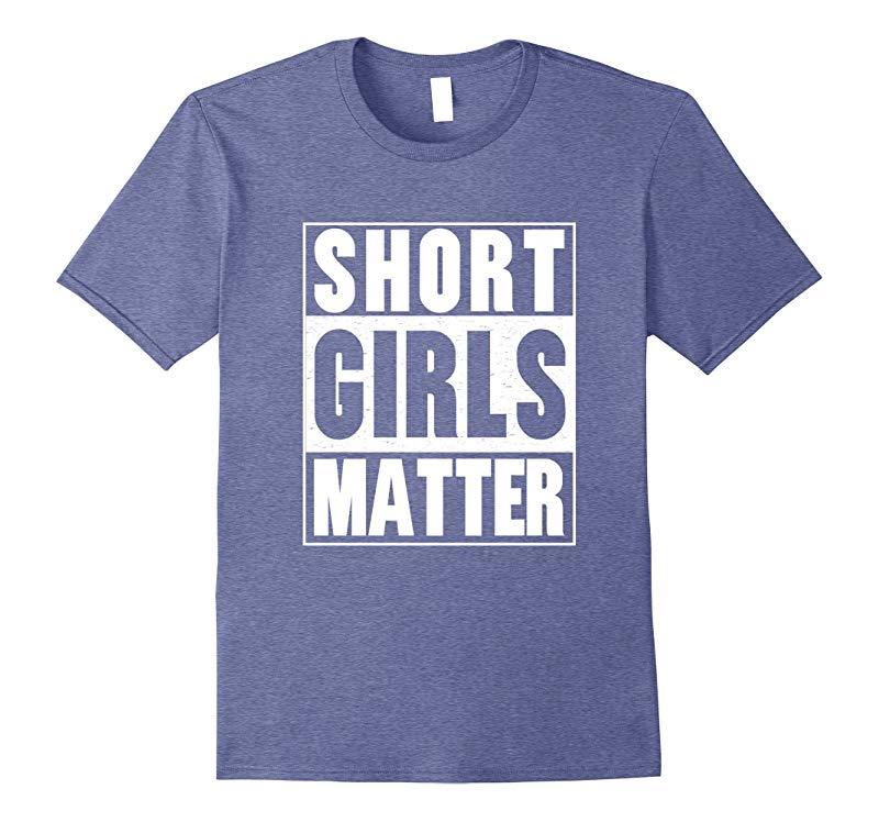 Funny Short Girls Shirts   Fun Size Little But Fierce Tshirt-mt