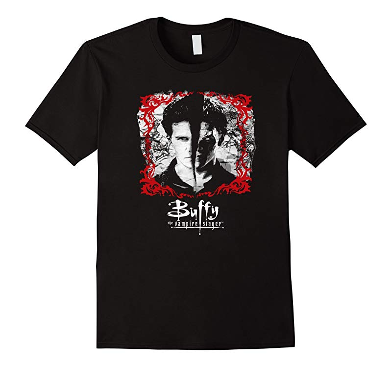Buffy Angel Good and Evil Two Face-RT