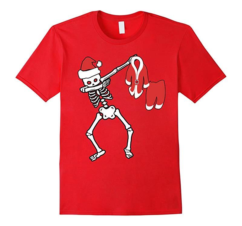 Christmas T-Shirt Dabbing For Men, Women or Kid-BN