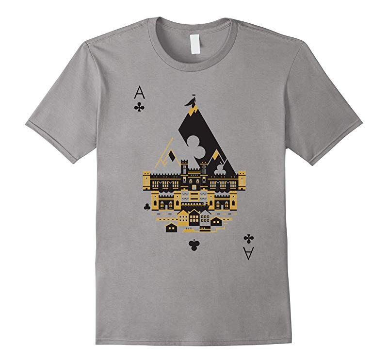 Ace of Clubs Playing Card Poker Costume Card Tee Shirt-CL
