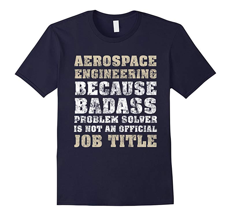 Aerospace Engineer T-Shirt-RT