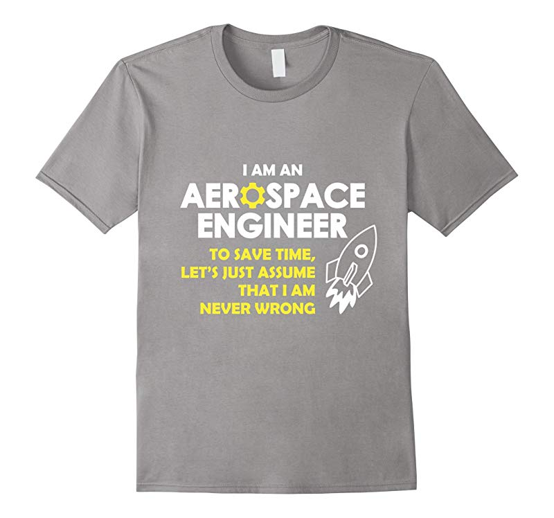 Aerospace Engineering T-shirt - Aerospace Engineer Gifts-RT