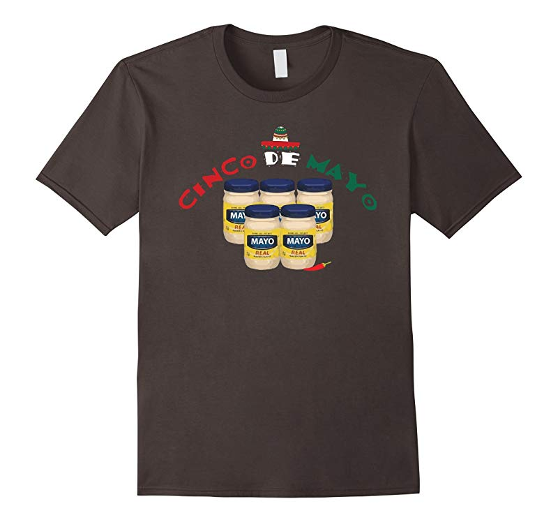 Cinco de Mayo T-Shirt Costume Pun Shirt-RT
