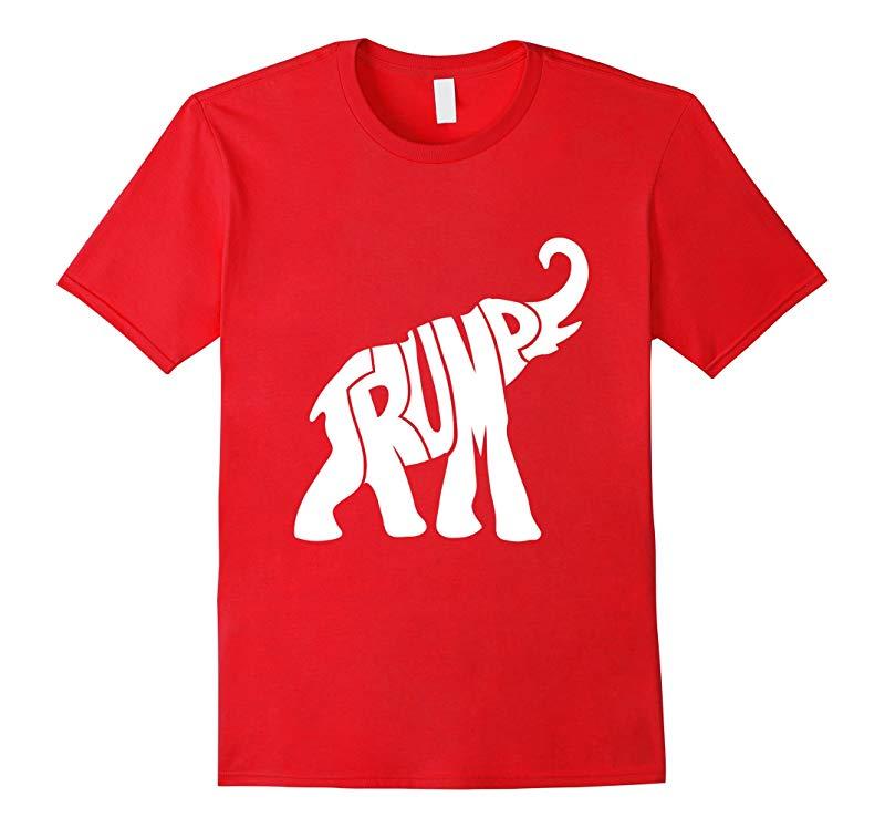 Donald Trump Republican Elephant Shirt for Supporters-Art