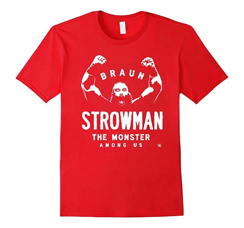 WWE Braun Strowman The Monster Among Men-Art
