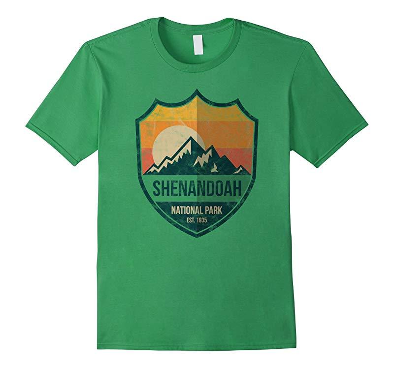 Shenandoah National Park Shirt Hiking Virginia Wanderlust-TJ