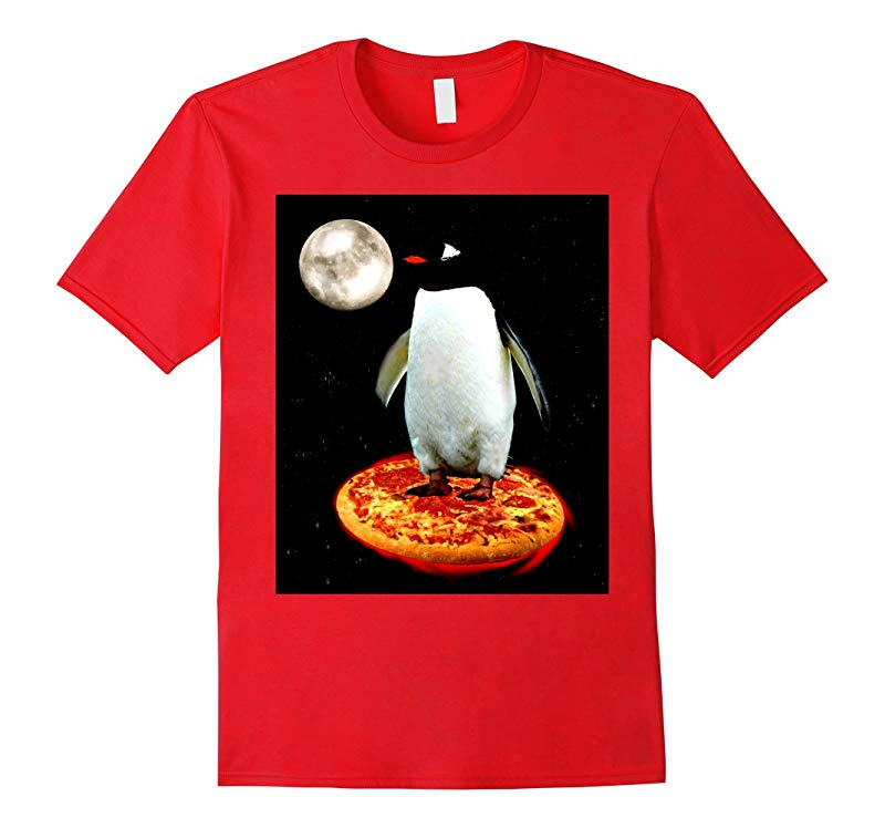 PENGUIN PIZZA SPACE RIDE-RT