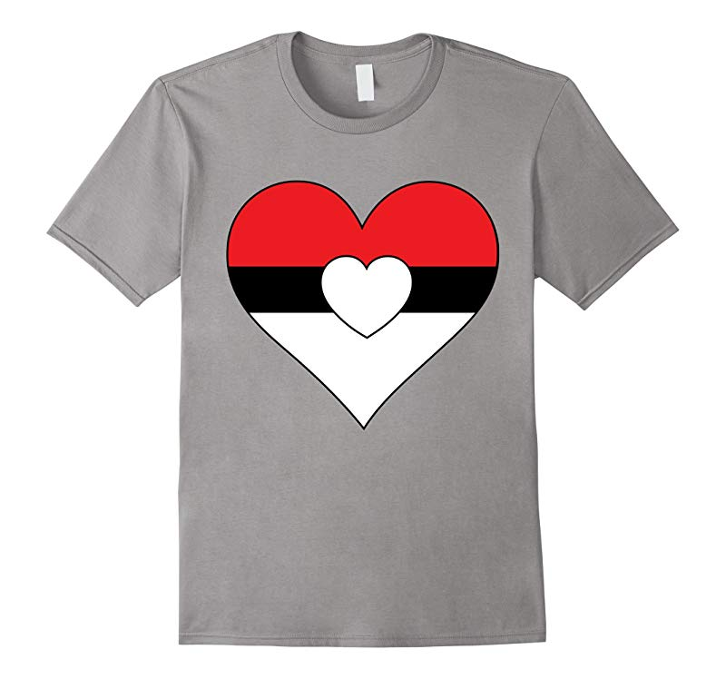 Valentines Day Heart TShirt Gift For Kids Boys Girls-RT