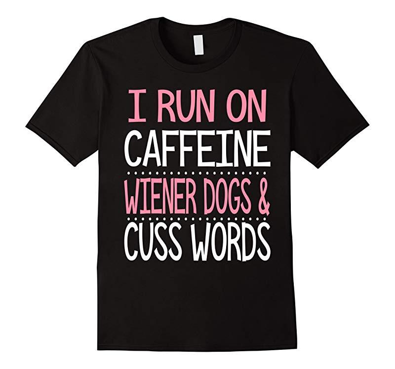 Funny Dachshund Owner Wiener Dog Shirt Gift-RT