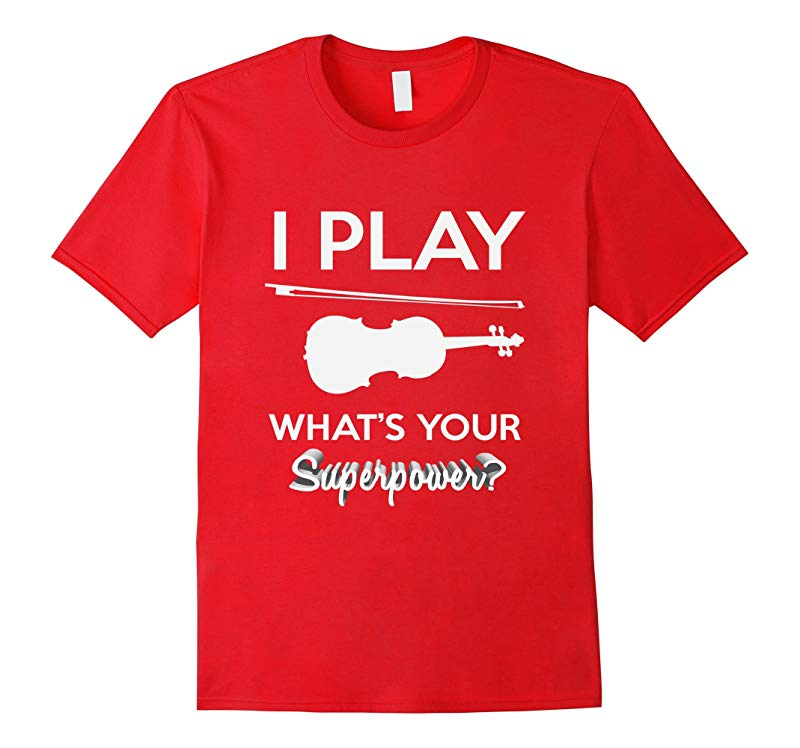 Violin Player T-shirts-PL