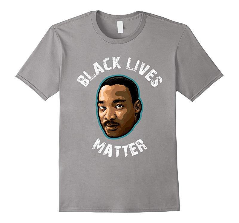 Black Lives Matter Martin Luther King Civil Rights T Shirt-RT