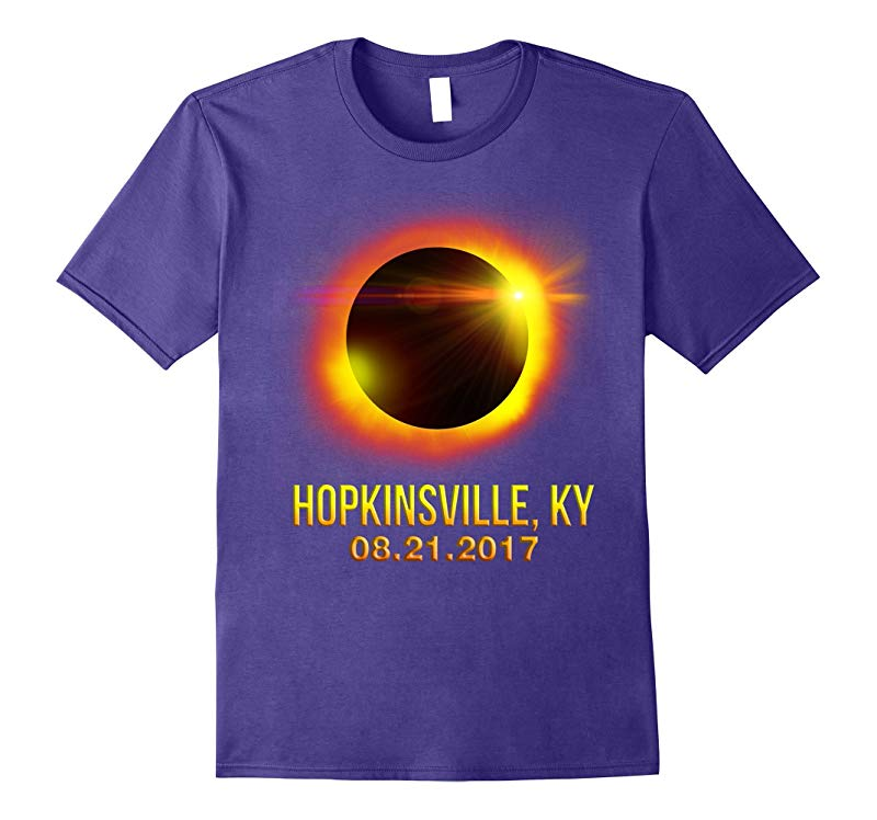 hopkinsville Kentucky Solar Eclipse 2017 Shirt-BN