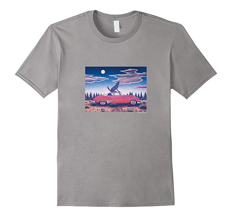 Monte Dolack Driven Wild T-shirt-Art