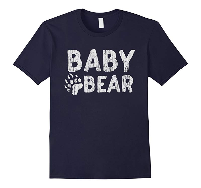 Baby Bear Family T Shirt - Mummy Daddy Parents Fun Tee-RT