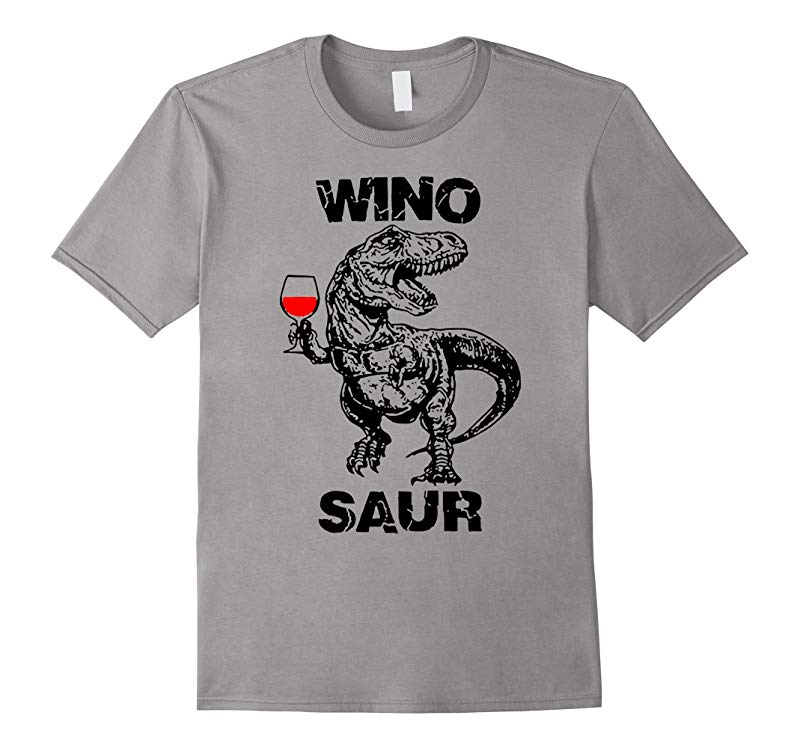 WINO SAUR T-shirt special red dinosaur-RT