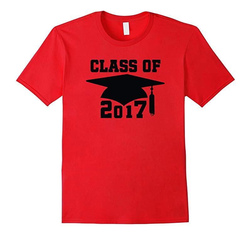 2017 School T-shirt Senior Class Graduation Gift Tee Idea-RT