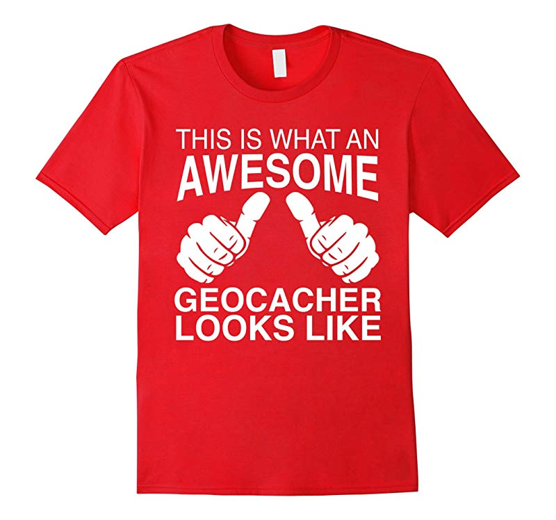 Stilvolle Geocaching T-Shirt