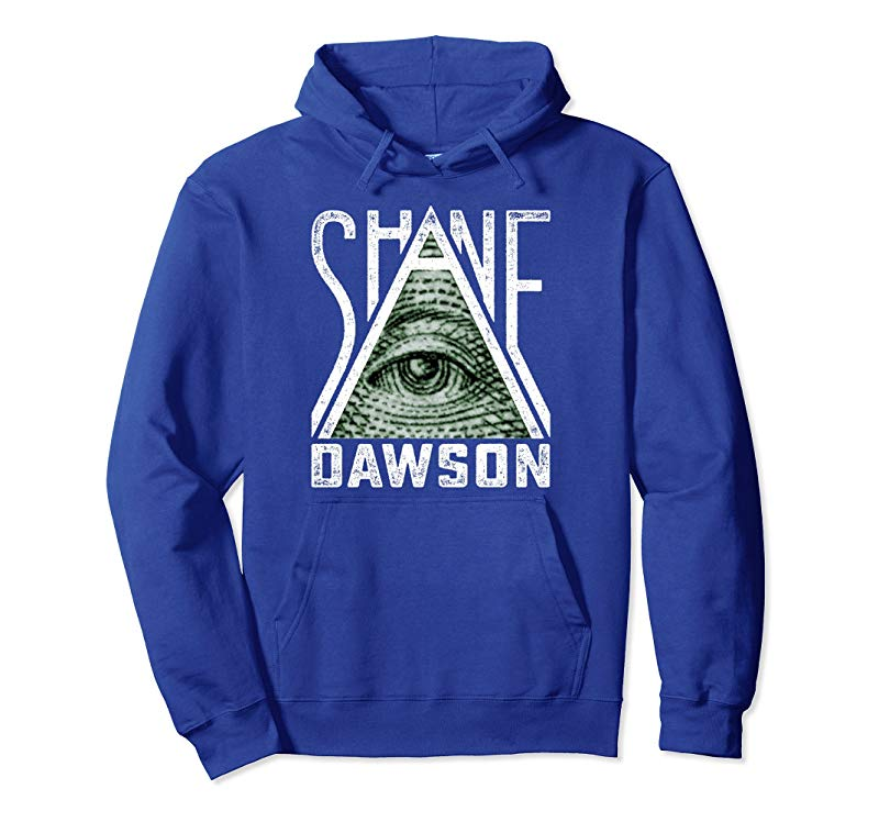 Shane Dawson All-Seeing Eye Hoodie-alottee gift