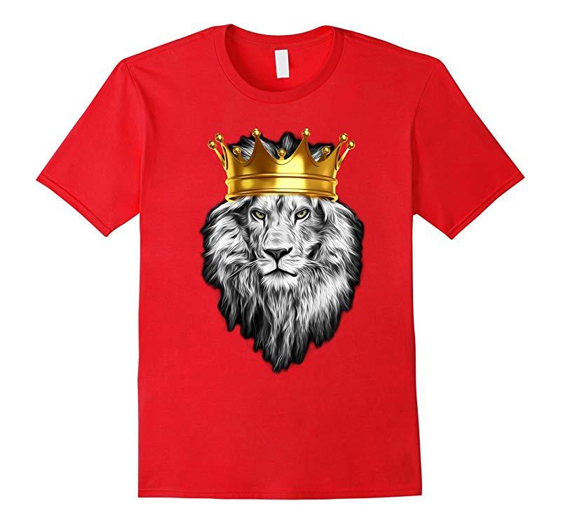 KING LION AWESOME SUPER TSHIRT BY KOPA21 DESIGNS !!-BN