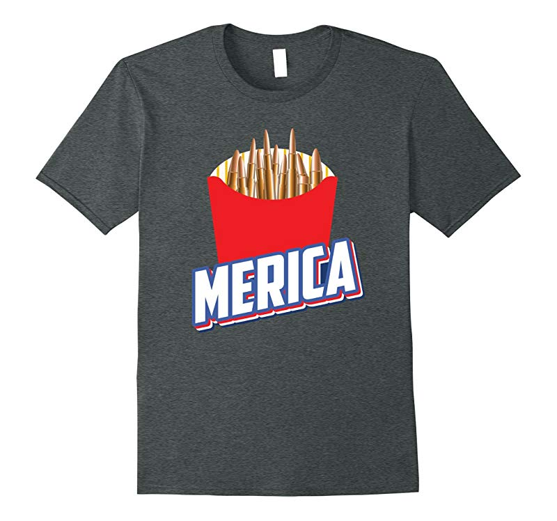 Merica Size Freedom Fries-RT