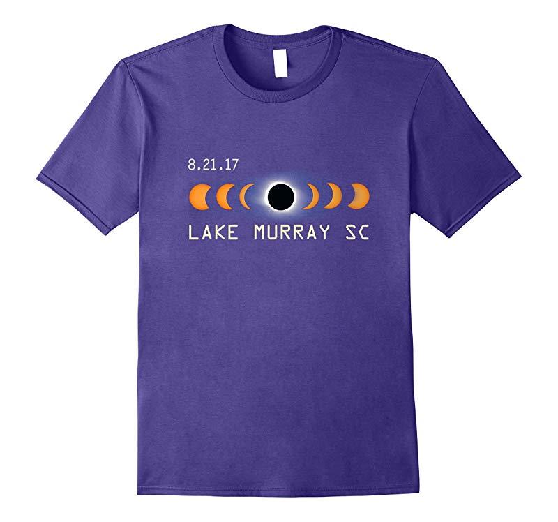 Lake Murray South Carolina Total Solar Eclipse 2017 T-Shirts-BN