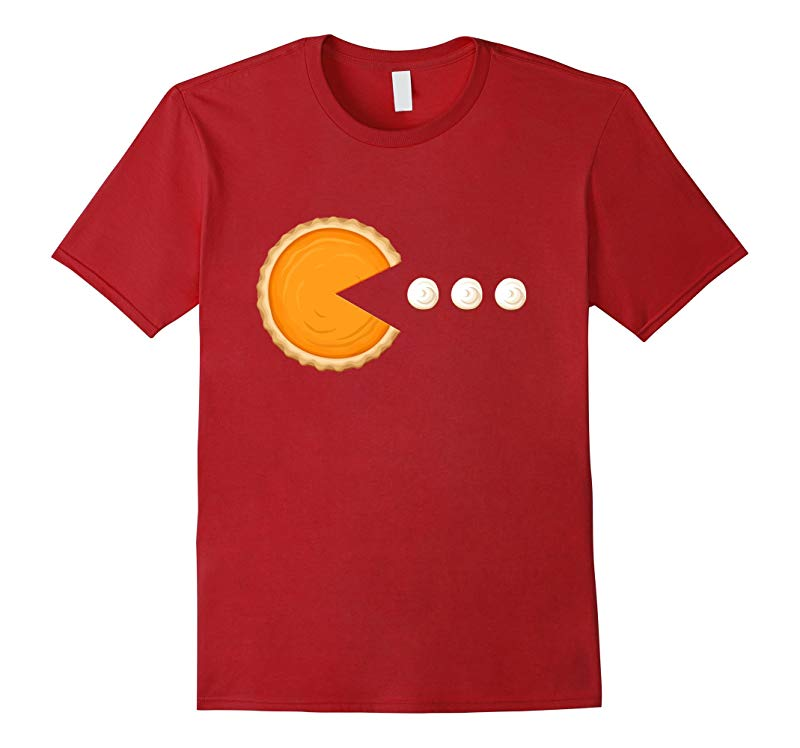 Pumpkin Pie Thanksgiving Shirt Videogame Inspired-ANZ