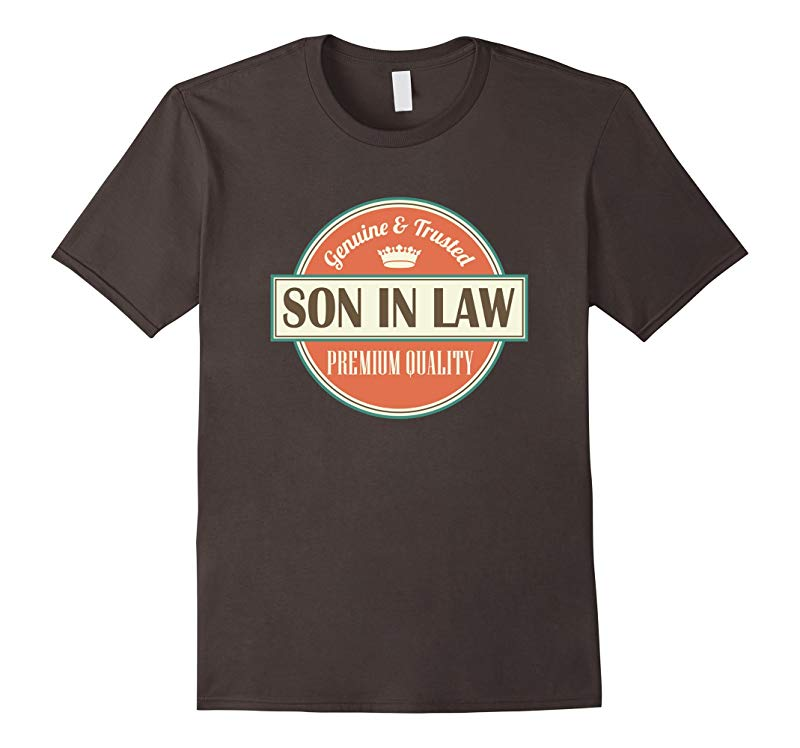 Son In Law T-shirt Fathers Day Son-In-Law Tee-RT