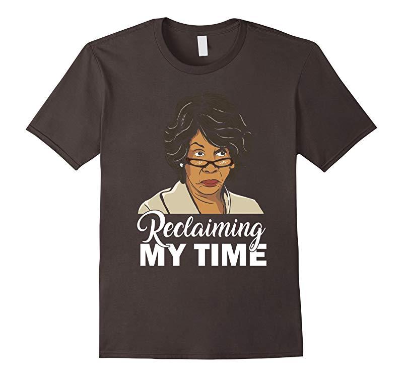 Black History T Shirt - Reclaiming My Time-RT