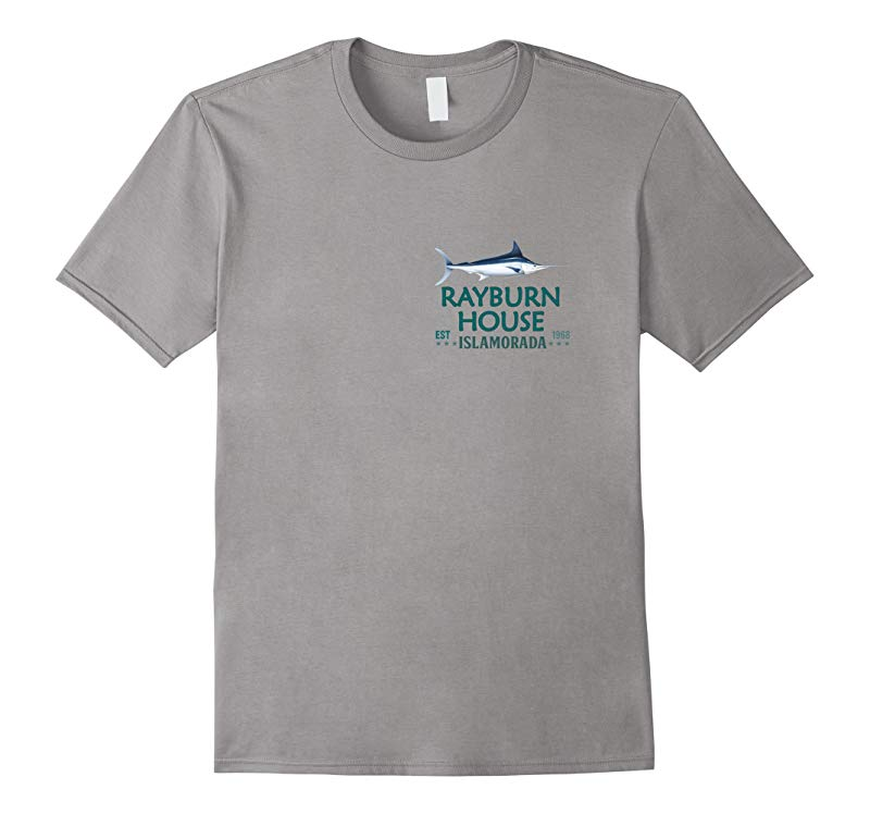 Rayburn House T-Shirt Islamorada Florida Classic Series Tee-RT