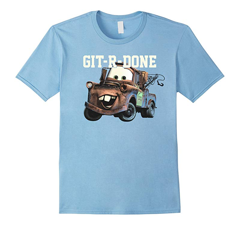 Disney Pixar Tow Mater GIT-R-DONE Graphic T-Shirt-PL